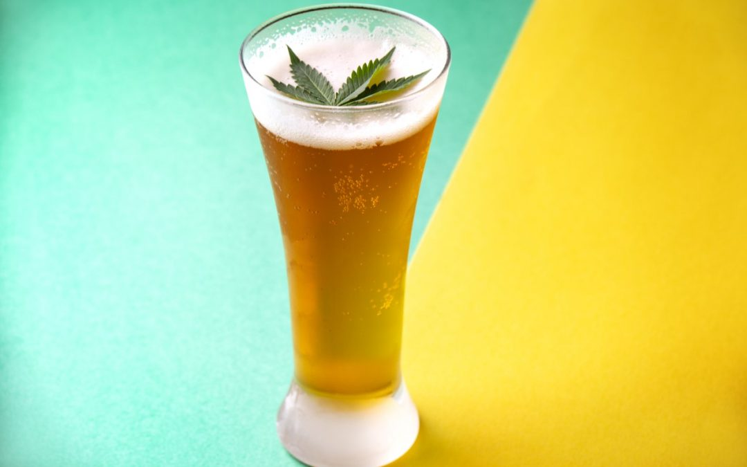 Wondering About Cannabis Infused Drinks?